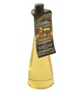 Olio massaggio Miele & Fieno Biologico - La Cremerie