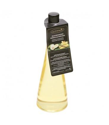 Olio Massaggio Vaniglia & Avocado - La Cremerie