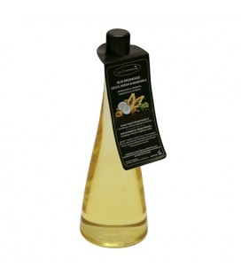 Olio massaggio Cocco, Papaya & Mandorla - La Cremerie