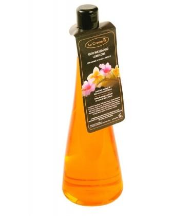 Olio massaggio Lomi Lomi - La Cremerie