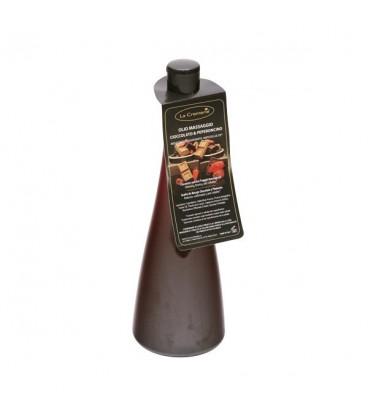 Olio massaggio Cioccolato & Peperoncino - La Cremerie