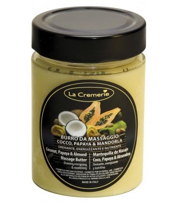 Scrub corpo Cocco, Papaya & Mandorla - La Cremerie