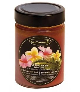Scrub corpo Lomi Lomi - Rassodante, Nutriente - La Cremerie