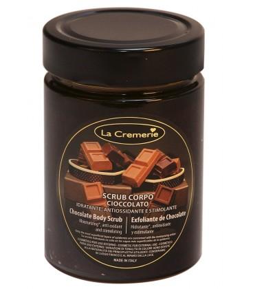 Scrub corpo Cioccolato - La Cremerie