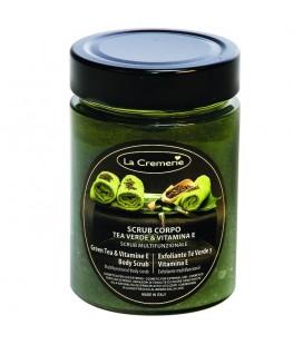 Scrub corpo Tea verde e Vitamina E - La Cremerie