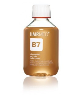 Shampoo B7 - Bagno Eudermico Lucentezza per uso frequente - Hairmed