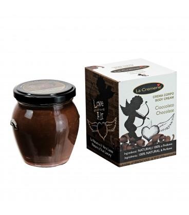 Crema corpo Cioccolato - Riducente, Nutriente - La Cremerie