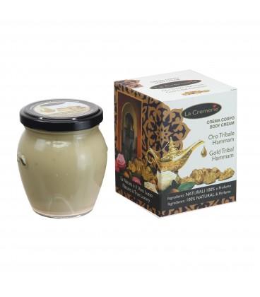 Crema corpo Oro Tribale Hammam - La Cremerie