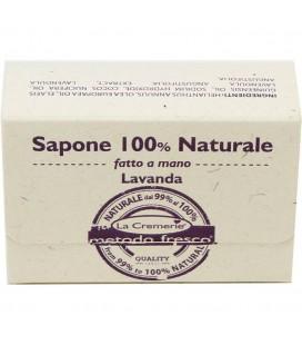 Sapone Lavanda 100% Naturale fatto a mano - La Cremerie