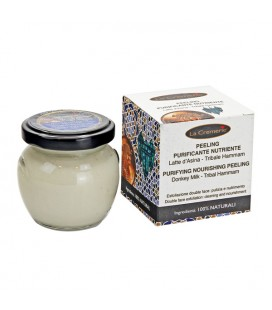 Peeling Purificante Nutriente Latte d'Asina - Tribale Hammam - La Cremerie