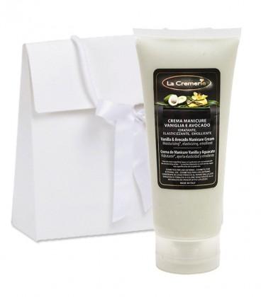 Kit Regalo Crema manicure Vaniglia & Avocado - La Cremerie