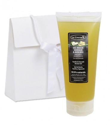 Gel doccia Vaniglia & Avocado - La Cremerie