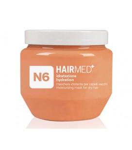 N6 - Maschera Idratante per Capelli Secchi - Hairmed