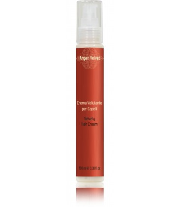 VELVETY HAIR CREAM Crema Argan vellutante senza risciacquo 100ml Green Light