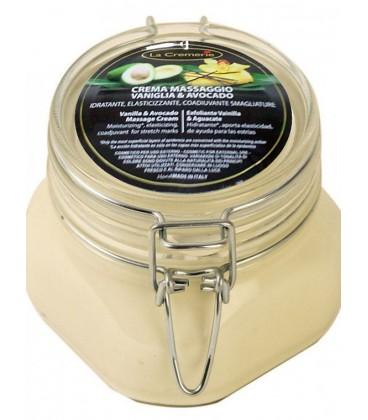 Crema corpo Vaniglia & Avocado - La Cremerie