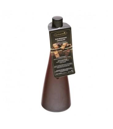 Olio massaggio Cioccolato - La Cremerie