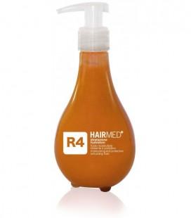 R4 - Fluido Ricostruttore Idratante Cheratina - Formato Professionale - Hairmed