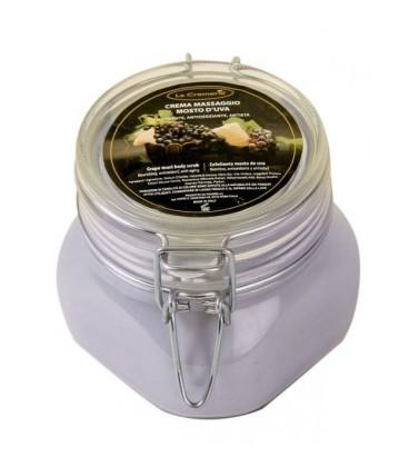 Crema Massaggio Corpo Mosto d'Uva - La Cremerie