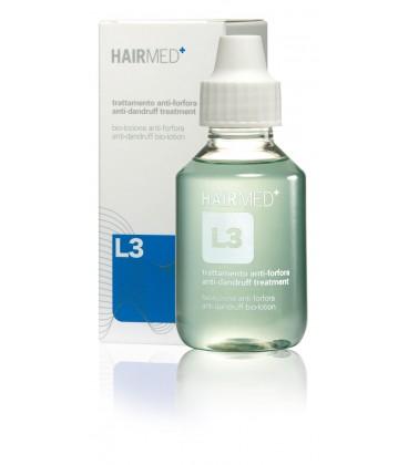 L3 - Bio-Lozione anti-forfora attiva contro ogni tipo di forfora - Hairmed