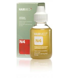 N4 - Fluido Lenitivo Protettivo protegge e nutre la cute secca - Hairmed