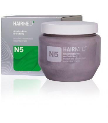 N5 - Maschera Ristrutturante Capelli Fini Cheratina - Hairmed
