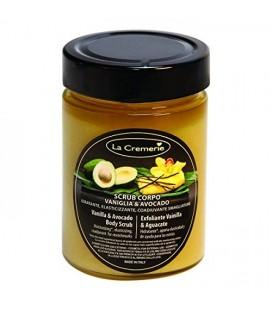 Scrub corpo Vaniglia & Avocado - La Cremerie