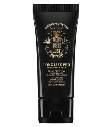 Long Life Pro Enhancing Cream WonderLust Tattoo - cura e bellezza del tatuaggio