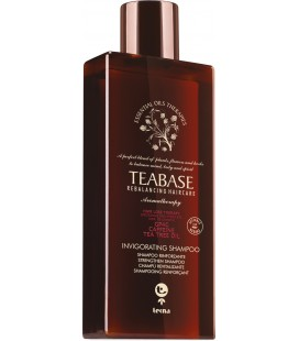 TEABASE - INVIGORATING SHAMPOO - Tecna - 250ml