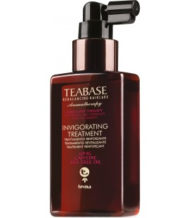 TEABASE - INVIGORATING TREATMENT - Tecna - 100ml