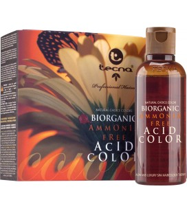 Natural Choice Color - Colore ad olio senza Ammoniaca - Tecna - 3x130ml