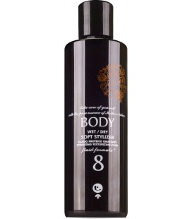 BODY 8 BLACK - Fluido Proteico - Tecna - 250ml