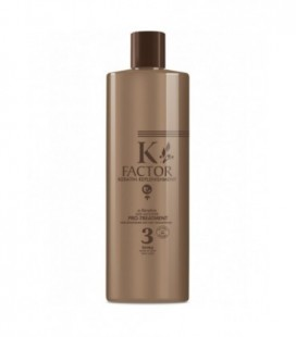 K-FACTOR a-KERATINS SAFE SMOOTHER - PRO TREATMENT 3 - USO PROFESSIONALE - Tecna - 500ml