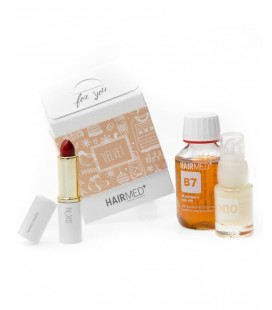 BEAUTY BOX-FOR-YOU VELVET - COFANETTO REGALO - HAIRMED