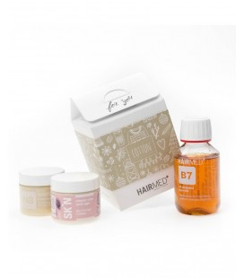 BEAUTY BOX-FOR-YOU COTTON - COFANETTO REGALO - HAIRMED