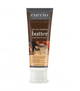 Vaniglia e zucchero di canna Burro per idratazione corpo, mani e piedi - 113gr - Cuccio naturalé