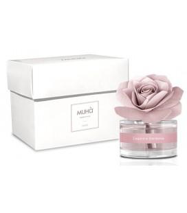 Diffusore Luxury d'Ambiente Rosa Diffuser Zagara e Gardenia 50 ML - Muhà