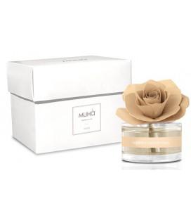 Diffusore Luxury d'Ambiente Rosa Diffuser Vaniglia e Ambra Pura 50 ML - Muhà
