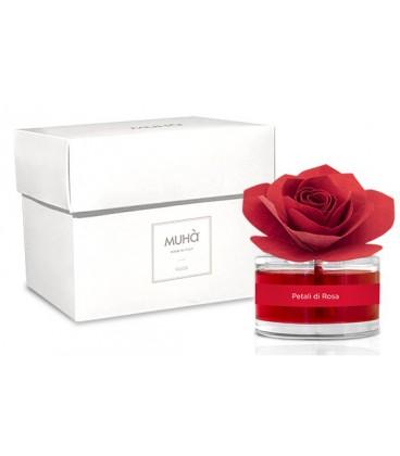 Diffusore Luxury d'Ambiente Rosa Diffuser Petali di Rosa 50 ML - Muhà