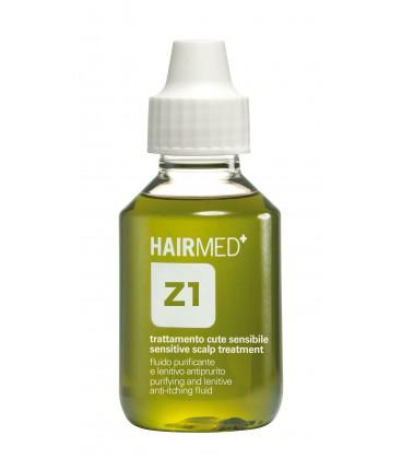 Z1 - Fluido purificante e lenitivo anti-prurito - Hairmed