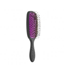 Pro Shine Enhancer Black - Spazzola Lucentezza Nera - Wet Brush