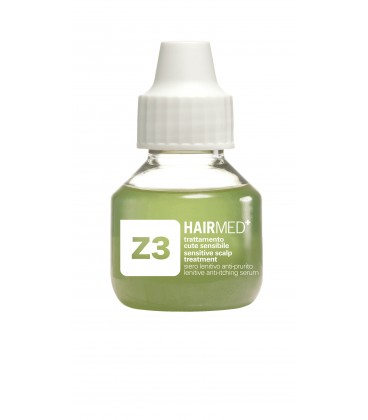 Z3 - Siero lenitivo anti-prurito Azione immediata - Hairmed