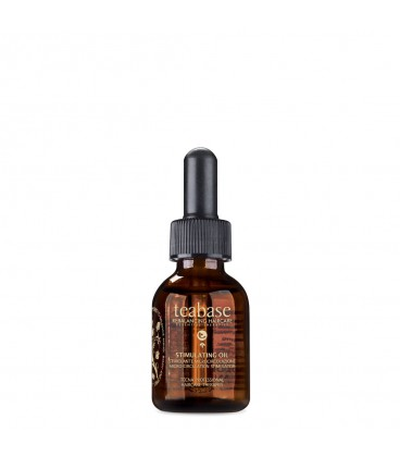 Teabase – Stimulating Oil -Crescita e Ricrescita - Tecna - 50ml