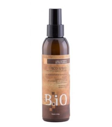 B.iO Eco Spray Ristrutturante (senza risciacquo) - Capelli Crespi e Stressati -Sinergy