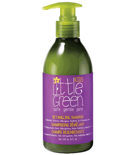 Little Green Cares Kids - Detangling Shampoo - Shampoo Districante - Ipoallergenico - 240ml