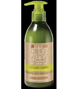 Little Green Cares Kids - Lice Guard Shampoo - Shampoo Antipidocchi - Non tossico - Pelli Sensibili - 240ml