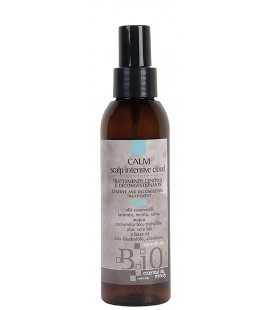 B.iO Calm Scalp intensive cloud Spray - Trattamento Lenitivo e Decongestionante - BIO Sinergy Cosmetics