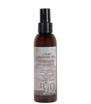 B.iO Calm Scalp intensive cloud Spray - Trattamento Lenitivo e Decongestionante - BIO Sinergy Cosmetics