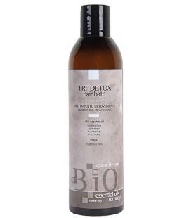 B.iO Tri-Detox Hair Bath - Shampoo Trattamento Detossinante - BIO Sinergy Cosmetics