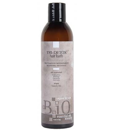 B.iO Tri-Detox Hair Bath - Trattamento Detossinante - BIO Sinergy Cosmetics
