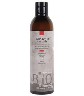 B.iO Empower Hair Bath - Shampoo Trattamento Anti Caduta - BIO Sinergy Cosmetics
